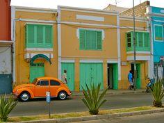 Mindelo, São Vicente, Cabo Verde by Daniel Morlim, via Flickr Travel Pictures, Travel Photos, All Inclusive Deals, Cap Vert, Le Cap, Summer Romance, Destinations, Tropical Vibes, World Of Color