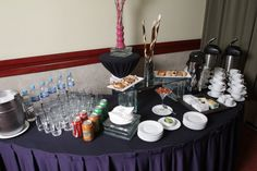 Coffee Break en Marriott Puebla