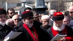 The late his holiness Mar Dinkha IV third day funeral