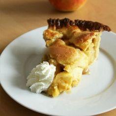tarte aux pommes façon américaine