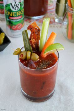 Spicy Southwest Bloody Mary Mix~ Thyme for Cocktails