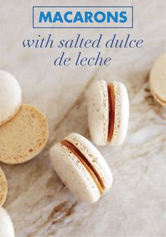 Show off your baking skills for family dinner by making these Macarons with Salted Dulce de Leche Filling for a homemade treat. Don't worry, La Lechera and our step-by-step recipe can help you tackle this delightful dessert in no time!