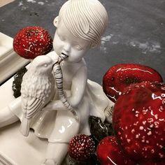 Pleasing By Maria Rubinke She Makes The Most Beautiful Horror - Amazingly disturbing porcelain figurines by maria rubinke