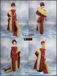 Tenue Outfit Accessoires Pour Barbie Silkstone Vintage Fashion Royalty 1108 | eBay