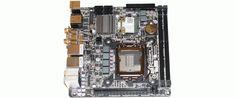 GIGABYTE Z87N-WIFI (Intel Z87) Mini-ITX Motherboard Review