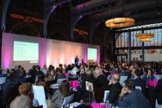 Conferences managed and produced by Total Event Management