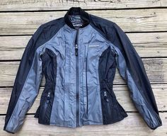 OLYMPIA Moto Sports Airglide Waterproof Thermolite Motorcycle Jacket Women's XS #OlympiaMotoSports
