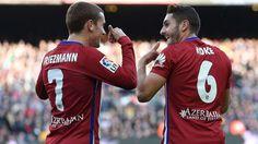Chelsea on Alert With Atletico Star Antoine Griezmann Open to Premier League Switch