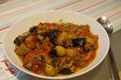 Caponata nach Jamie Oliver | Little Green Planet