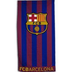 Prosop FC Barcelona cu licenta 70x140 cm