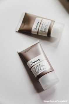 Minimalist Packaging We Love: The Ordinary Skincare