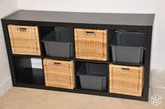 1000 images about cabinet on pinterest ikea expedit ikea kallax hack and - Etagere expedit blanc ...