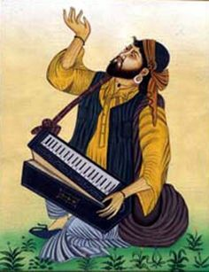 The music of an Indian harmonium is other worldly.