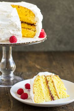 Danish Layer Cake | Community Post: 25 Layered Cakes That Are On A Whole Different Level