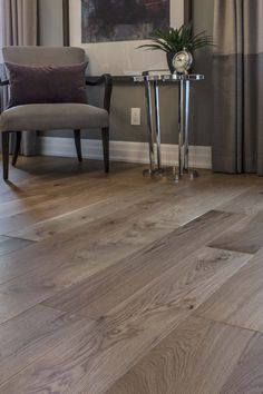 Solid Sawn White Oak Natural UV Oil by Vintage Hardwood Flooring #hardwood #hardwoodflooring #whiteoak #oilfinish