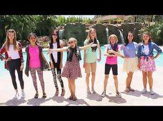 SevenSuperGirls   Monday: Emily Tuesday: Jazzy Wednesday: Kaelyn Thursday: Jenna Friday: Katherine & Rachael Saturday: Mimi Sunday: Nicole