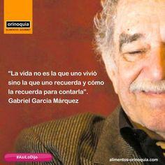 Que fuerte es despedirse de quien te marco la vida. Un gran Adios para #GabrielGarciaMarquez
