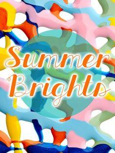 5 Summer Nail Colours We Love - Bold and beautiful seasonal colours Nail Care Tips, Nail Tips, Nail Ideas, Creative Nail Designs, Creative Nails, Nail Colors, Colours, Bad Girls Club, Nail Patterns