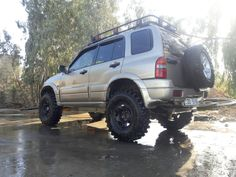 Suzuki grand vitara off Road 4x4