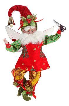 Mark Roberts - Teddy Bear Maker Fairy - Mark Roberts Fairies Always ship for Free at Florida Gifts www.FloridaGiftsOnline.com