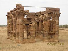 Naqa, Sudan - Hathorkapelle | Flickr - Photo Sharing! cc
