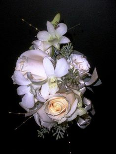 Dunn 50th Anniversary Corsage by The Cake Lady and Sidekick, via Flickr