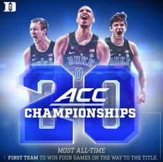 History was made by this team. The 2016-2017 Duke Blue Devils may nit have had the best season and it certainly didnt end the way they wanted and it certainly wasnt easy but still a very special and a very successful season