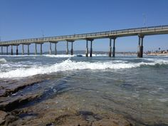 Ocean Beach Pier San Diego, CA