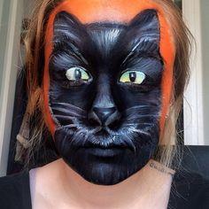 face paint horror 2015 - Buscar con Google