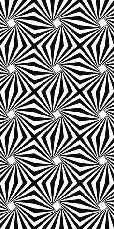 Seamless monochromatic stripe pattern design