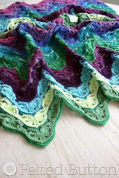 30 New Crochet Blanket Patterns and Baby Blanket Patterns | Crochet Concupiscence | Bloglovin'