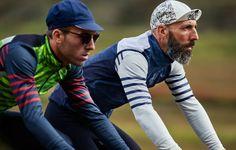 Men's windstopper cycle gilet