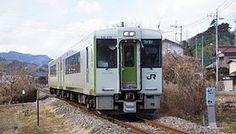八高線を走行するキハ110系(2017年2月11日)