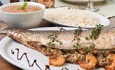 Bate Ponto aproveita safra da tainha - http://superchefs.com.br/bate-ponto-estreia-com-tainhas/ - #BatePonto, #Gastronomia, #Noticias, #Peixes, #SafraDaTainha, #Tainha, #TainhaRecheada