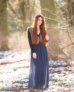 Redheads Magazine  - Wintertime in Germany. Photo by @briandowling #redhead #redhair