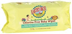 Earth's Best Wipes These are the wipes I use. The BOMB! They are chemical free, very moist, and huge so u don't have to use a ton