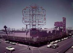 Golden Nugget, Las Vegas, 1956