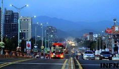 PAKISTAN, evening beauty, magically beauty of beautiful Islamabad city, Pakistan Pakistan Zindabad, Pakistan Travel, Islamabad Pakistan, Pakistan Images, Beautiful Places To Visit, Great Places, Wonderful Places, Places Around The World, Around The Worlds