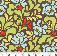accent color--maybe a pillow $8.98/yd