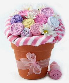 It's A Girl: 7 Centerpieces For Your Baby Shower