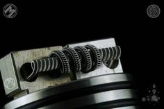 I made this coil only because i knew i could get a really nice glow shot from our but it turns out this coils pretty nice all over  #teamgoon #vapefam #vapelife  #vapecommunity #vapelyfe #vapelifestyle  #instavape #vapestagram #vapeporn  #vaping #instadaily #subohm #vapenation  #dripclub #clouds #cleanbuild #vape  #instavape #cloudlife #vapers #vapelyfe #vapestagram  #vapepics #vaping #drippers  #vapestrong #vapeporn #coilporn