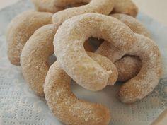 Zápisky Kačky Žvýkačky: Nejlepší vanilkové rohlíčky...