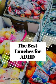 This mom of two adhd boys dishes some great ideas for making lunches that will fuel your kids for success. These follow an ADHD Diet, too. Adhd Diet, Healthy School Lunches, Things To Come, Good Things, Success, Snacks, Dishes, Mom, Kids