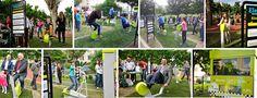 La palestra all'aperto che trasforma l'esercizio fisico in energia elettrica (VIDEO)