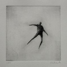 Original Drypoint HOP by valdas on Etsy, $19.00