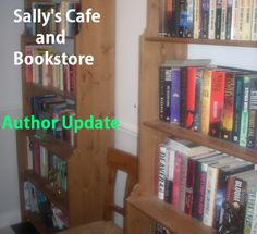 Welcome to the Friday edition of the Cafe and Bookstore update and lots of news today. First is a FREE offer from Colleen Chesebro for her book The Heart Stone Chronicles: The Swamp Fairy 23rd &#8…