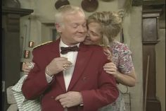 """If I ever remarry, I want the love story of Mr. Humphries and Mavis Moulterd from """"Grace & Favour/Are You Being Served? Again!"""" to be the inspiration"""