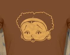 Baby Esther Plus Sizes Afrocentric Clothing African Clothing Esther Jones Shirt Cool T shirt African T shirt Christmas gifts Kwanzaa gifts