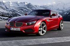 BMW Zagato Coupe #car #red