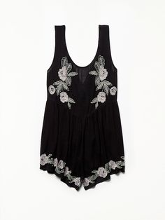 Intimately Wide Leg Shortie Romper at Free People Clothing Boutique